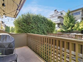 Apartment for sale in Kitsilano, Vancouver, Vancouver West, 204 2458 York Avenue, 262647600 | Realtylink.org