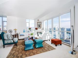 Apartment for sale in Yaletown, Vancouver, Vancouver West, 3203 388 Drake Street, 262646976 | Realtylink.org