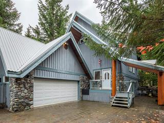 House for sale in Bayshores, Whistler, Whistler, 2808 Cliff Top Lane, 262650521 | Realtylink.org