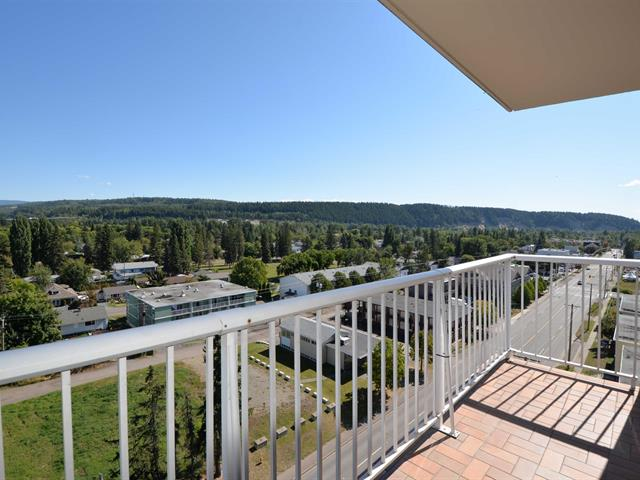 Apartment for sale in Connaught, Prince George, PG City Central, 1107 1501 Queensway Street, 262635867   Realtylink.org