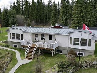 Manufactured Home for sale in Deka Lake / Sulphurous / Hathaway Lakes, 100 Mile House, 7535 Gauthier Road, 262606113   Realtylink.org