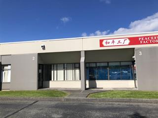 Industrial for lease in Gilmore, Richmond, Richmond, 2 & 3 11151 Horseshoe Way, 224943579   Realtylink.org