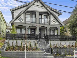 Townhouse for sale in Uptown NW, New Westminster, New Westminster, 2 229 Eleventh Street, 262607940 | Realtylink.org