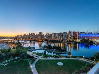 Apartment for sale in False Creek, Vancouver, Vancouver West, 1101 1616 Columbia Street, 262581770   Realtylink.org