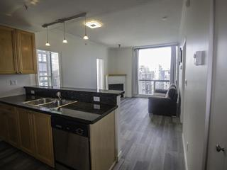 Apartment for rent in Yaletown, Vancouver, Vancouver West, 2305 928 Richards Street, 262606184   Realtylink.org