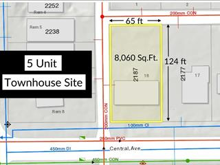 Lot for sale in Central Pt Coquitlam, Port Coquitlam, Port Coquitlam, 2187 Central Avenue, 262606548   Realtylink.org