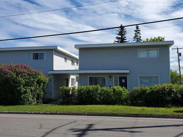 Fourplex for sale in Millar Addition, Prince George, PG City Central, 939 15th Avenue, 262606462 | Realtylink.org