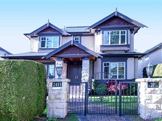 House for sale in Arbutus, Vancouver, Vancouver West, 2411 W 20th Avenue, 262599185 | Realtylink.org