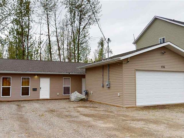 House for sale in Quesnel - Town, Quesnel, Quesnel, 1216 Crane Avenue, 262599022   Realtylink.org