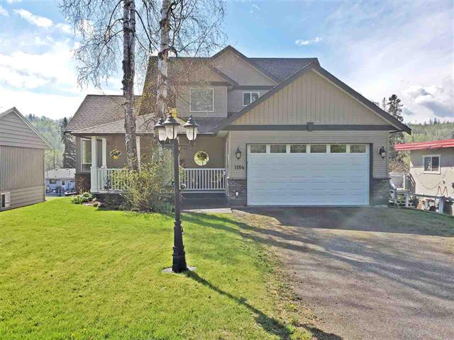 House for sale in Quesnel - Town, Quesnel, Quesnel, 1184 Johnston Avenue, 262590864 | Realtylink.org