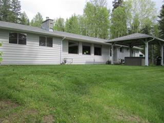 House for sale in Quesnel - Rural North, Quesnel, 4340 Quesnel-Hixon Road, 262600035 | Realtylink.org