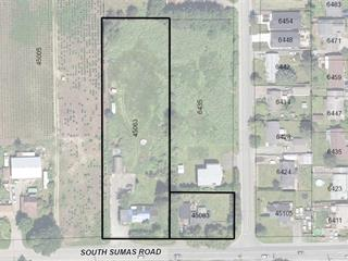 Lot for sale in Sardis West Vedder Rd, Chilliwack, Sardis, 45063 South Sumas Road, 262591674 | Realtylink.org