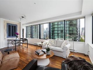 Apartment for sale in Coal Harbour, Vancouver, Vancouver West, 1009 1333 W Georgia Street, 262599060 | Realtylink.org