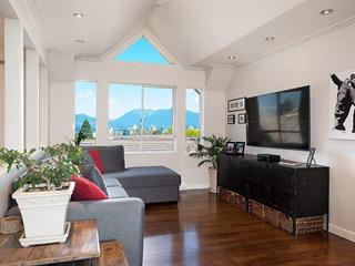Apartment for sale in Kitsilano, Vancouver, Vancouver West, 412 1880 W 6th Avenue, 262600139 | Realtylink.org