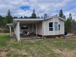 Manufactured Home for sale in Forest Grove, 100 Mile House, 4931 Canim Hendrix Lake Road, 262599816 | Realtylink.org