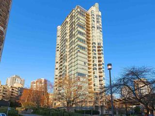 Apartment for sale in West End VW, Vancouver, Vancouver West, 706 1005 Beach Avenue, 262600307 | Realtylink.org