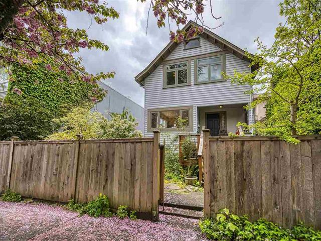 House for sale in Kitsilano, Vancouver, Vancouver West, 2321 Yew Street, 262599691 | Realtylink.org