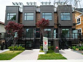 Townhouse for sale in Collingwood VE, Vancouver, Vancouver East, 5033 Chambers Street, 262601771   Realtylink.org