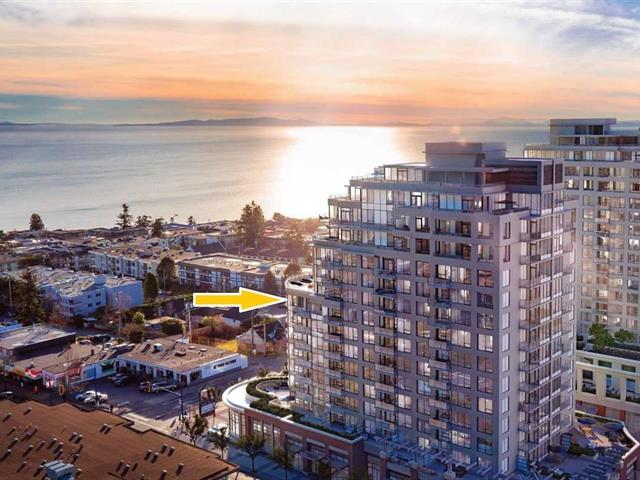 Apartment for sale in White Rock, South Surrey White Rock, 907 1441 Johnston Road, 262602156 | Realtylink.org