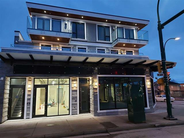 Retail for lease in Knight, Vancouver, Vancouver East, 1408-1410 E 49th Avenue, 224943361 | Realtylink.org