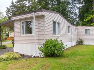 Manufactured Home for sale in Nanaimo, North Nanaimo, 110 5854 Turner Rd, 875984 | Realtylink.org