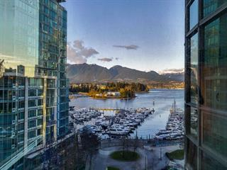 Apartment for sale in Coal Harbour, Vancouver, Vancouver West, 803 588 Broughton Street, 262615589 | Realtylink.org