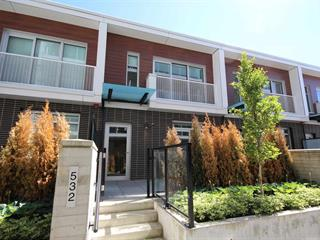 Townhouse for sale in Cambie, Vancouver, Vancouver West, 532 W King Edward Avenue, 262615517   Realtylink.org