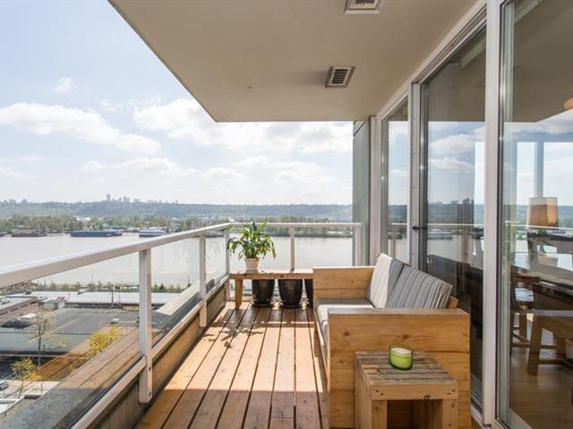 Apartment for sale in Downtown NW, New Westminster, New Westminster, 1503 39 Sixth Street, 262600694   Realtylink.org