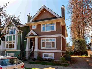 Townhouse for sale in Kitsilano, Vancouver, Vancouver West, 2251 Yew Street, 262601582 | Realtylink.org
