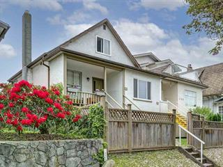 House for sale in Main, Vancouver, Vancouver East, 240 E 17th Avenue, 262600728 | Realtylink.org
