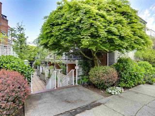 Townhouse for sale in Fairview VW, Vancouver, Vancouver West, 106 1045 W 8th Avenue, 262601056 | Realtylink.org