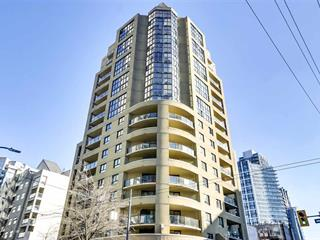 Apartment for sale in Downtown VW, Vancouver, Vancouver West, 1205 789 Drake Street, 262600734 | Realtylink.org