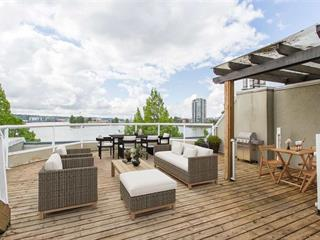 Apartment for sale in Quay, New Westminster, New Westminster, 406 31 Reliance Court, 262600747 | Realtylink.org