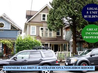 House for sale in Strathcona, Vancouver, Vancouver East, 1218 E Georgia Street, 262617746   Realtylink.org