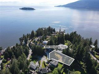 Lot for sale in Gleneagles, West Vancouver, West Vancouver, 6041 Gleneagles Close, 262602366 | Realtylink.org