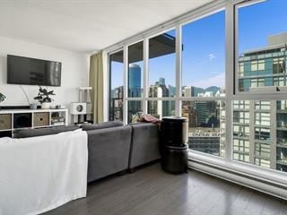 Apartment for sale in Downtown VW, Vancouver, Vancouver West, 2503 1199 Seymour Street, 262617455 | Realtylink.org
