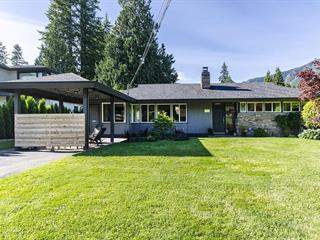 House for sale in Canyon Heights NV, North Vancouver, North Vancouver, 4120 Sunset Boulevard, 262617283 | Realtylink.org