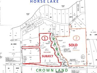 Lot for sale in Horse Lake, 100 Mile House, 6485 Watson Road, 262618282 | Realtylink.org