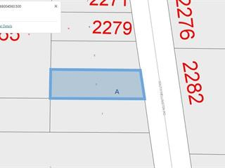 Lot for sale in Nanaimo, Chase River, 2289 South Wellington Rd, 879510 | Realtylink.org