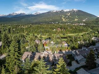 Townhouse for sale in Blueberry Hill, Whistler, Whistler, 3 3502 Falcon Crescent, 262617935 | Realtylink.org