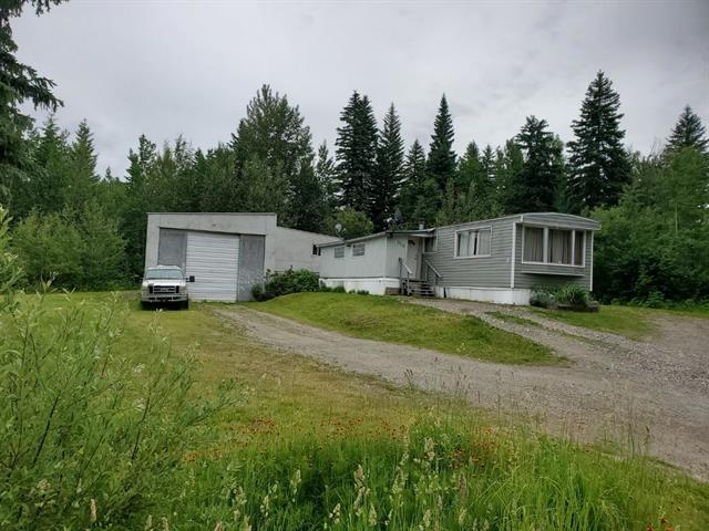 Manufactured Home for sale in Bouchie Lake, Quesnel, 966 Hesketh Road, 262618270 | Realtylink.org