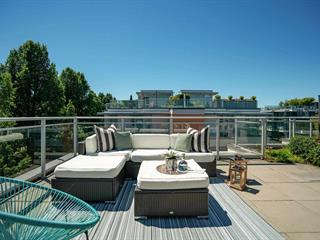 Apartment for sale in Kitsilano, Vancouver, Vancouver West, 705 2565 Maple Street, 262619324 | Realtylink.org