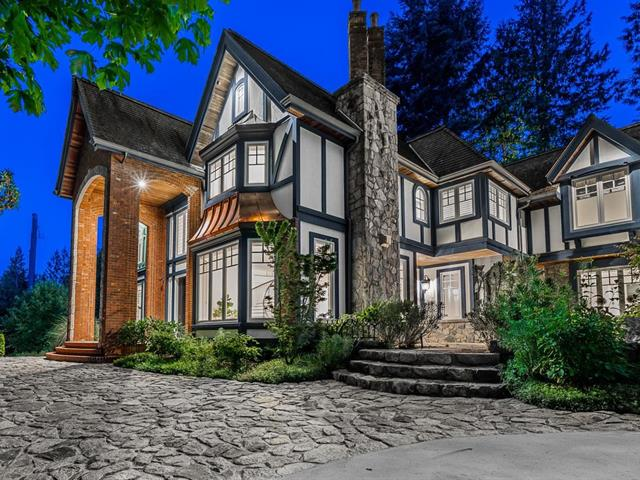 House for sale in Caulfeild, West Vancouver, West Vancouver, 4555 Piccadilly North, 262618405   Realtylink.org
