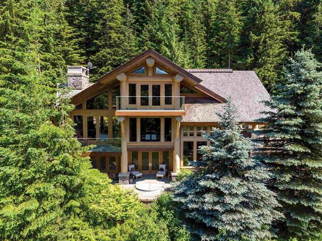 House for sale in Benchlands, Whistler, Whistler, 4673 Blackcomb Way, 262545980   Realtylink.org