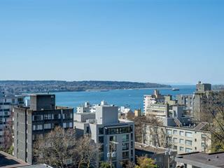 Apartment for sale in West End VW, Vancouver, Vancouver West, 1002 1171 Jervis Street, 262590867 | Realtylink.org