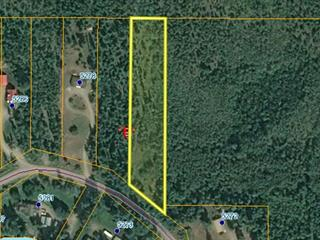 Lot for sale in Quesnel - Rural North, Quesnel, Quesnel, Lot 20 Bjornson Road, 262614856 | Realtylink.org