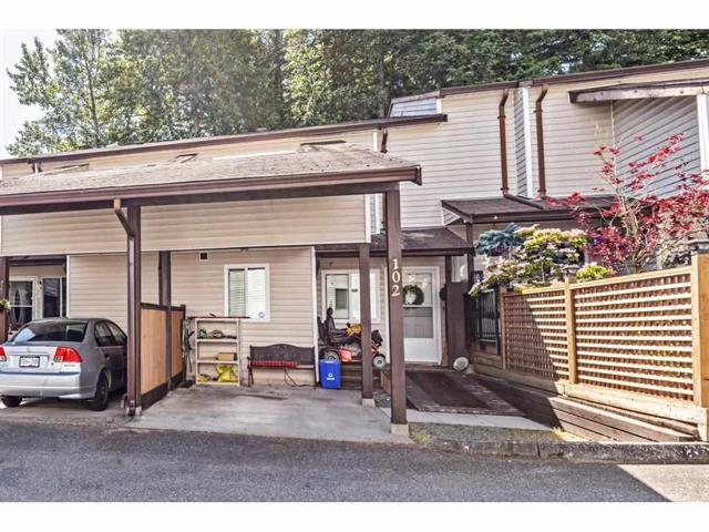 Townhouse for sale in Aldergrove Langley, Langley, Langley, 102 27272 32 Avenue, 262611414   Realtylink.org