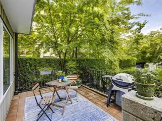 Townhouse for sale in Kitsilano, Vancouver, Vancouver West, 2788 Cranberry Drive, 262614595 | Realtylink.org