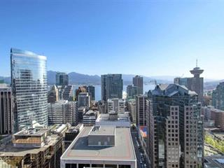 Apartment for sale in Downtown VW, Vancouver, Vancouver West, 2803 667 Howe Street, 262611525   Realtylink.org