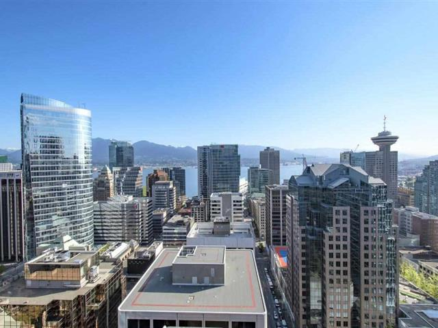 Apartment for sale in Downtown VW, Vancouver, Vancouver West, 2803 667 Howe Street, 262611525 | Realtylink.org